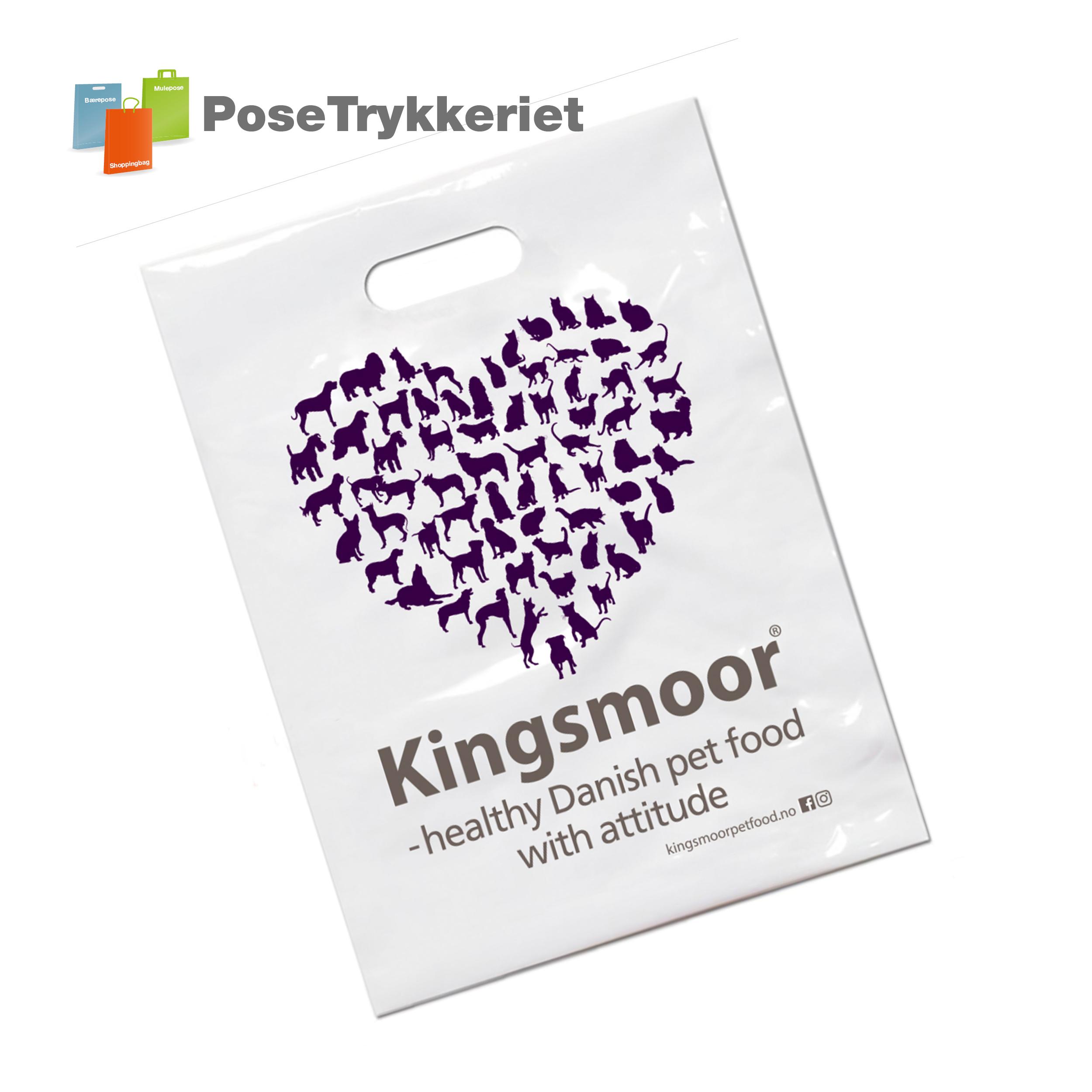 Plastposer med farve tryk PoseTrykkeriet.dk