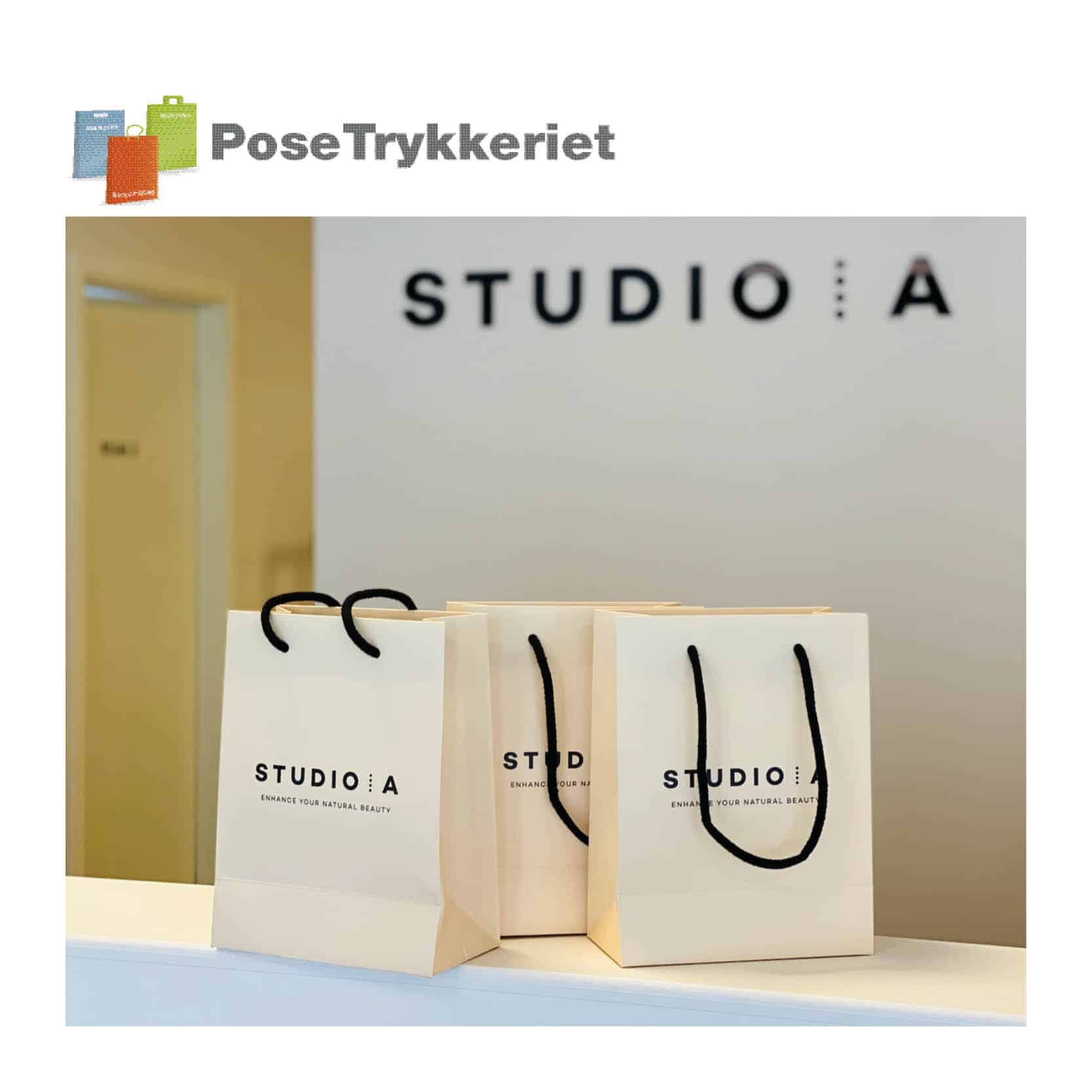 Reference fra STUDIO A. PoseTrykkeriet.dk